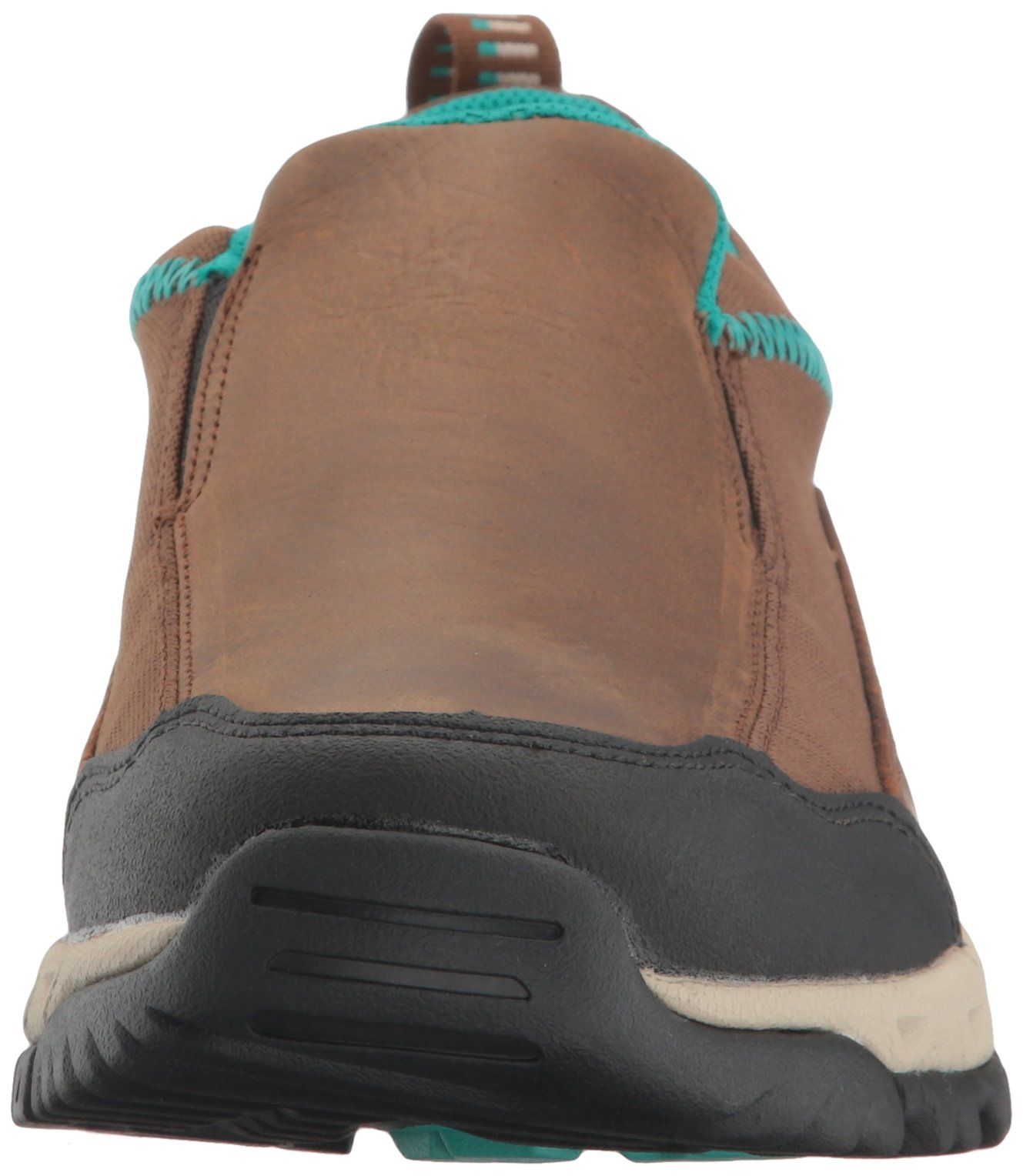 Ariat Women's Skyline Slip-on Hiking Shoe, Taupe, 8 B US by Ariat (Image #4)