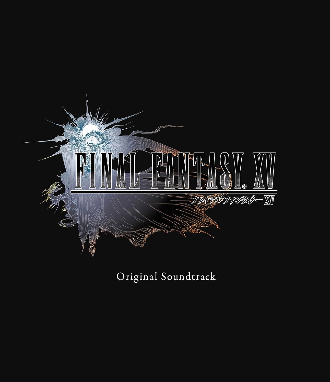 FINAL FANTASY XV Original Soundtrack【映像付サントラ/Blu-ray Disc初回生産限定特装盤】(未収録トレーラー楽曲集(CD)付) B01MFCHH53