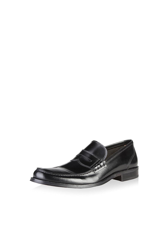 Made In Italia Shoes, Mocasines para Hombre 45 EU|Negro