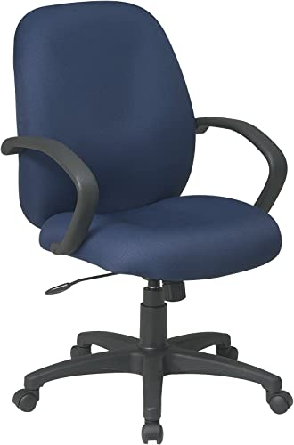 Office Star Executive Mid Back Managers Chair