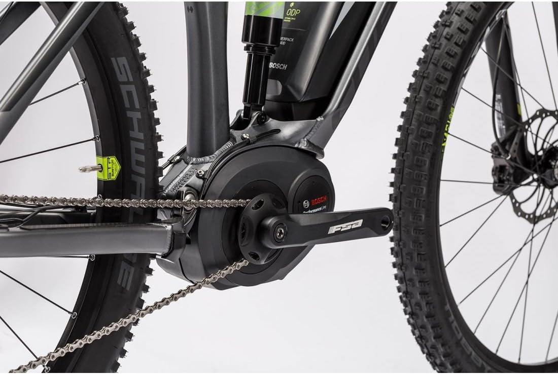 Bicicleta eléctrica CUBE Stereo Hybrid 120 2016-16 500 HPA Pro 29