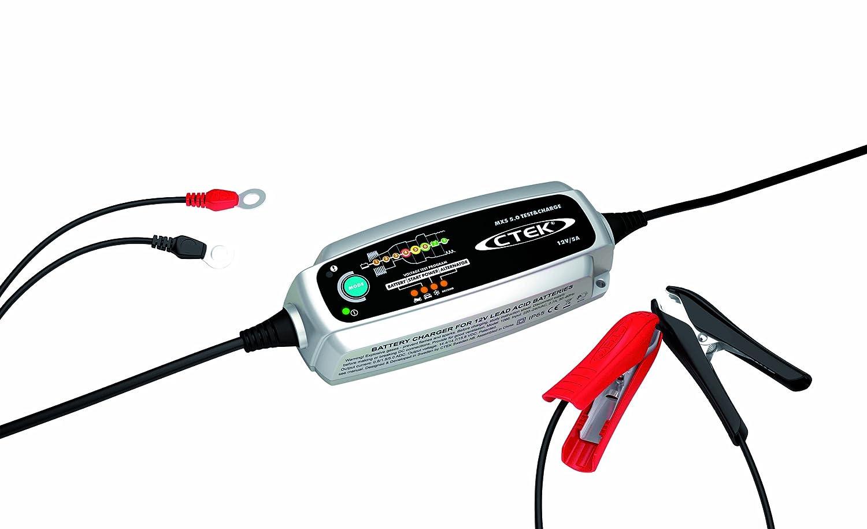 CTEK MXS 5.0 TEST AND CHARGE CTEK Power Inc. CTK56308