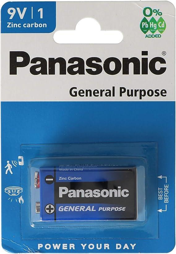 Panasonic Nb 191017 0059 E Block 9 V General Purpose 6f22r 1 Er Pack Spielzeug