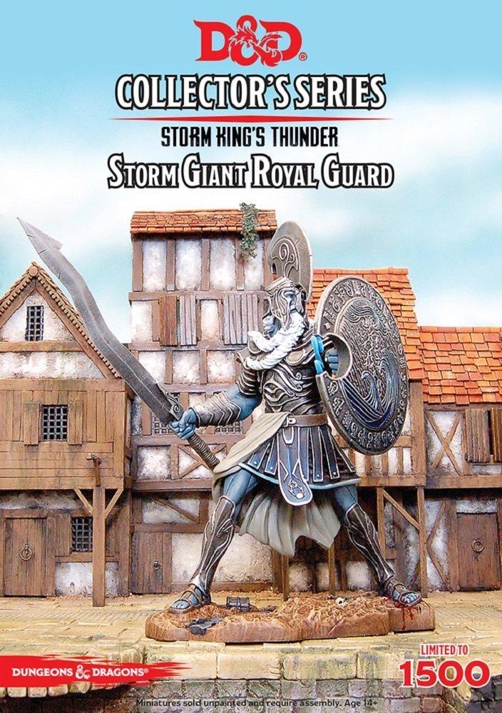 Gale Force Nine GF971052 Brettspiel DundD Storm Kings Thunder: Giant Royal Guard