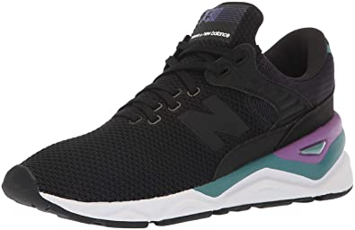 online store 9a701 c6cc0 New Balance Women s X-90 Trainers, Black (Phantom Nb Burgundy Clb)