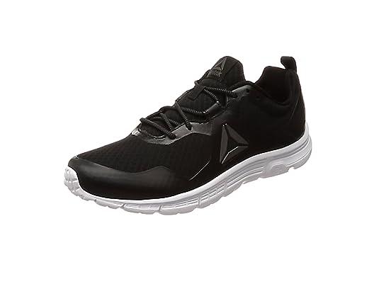 Reebok Run Supreme 4.0, Zapatillas de Trail Running para Hombre, Negro (Black/Ash Grey/White 000), 45 EU