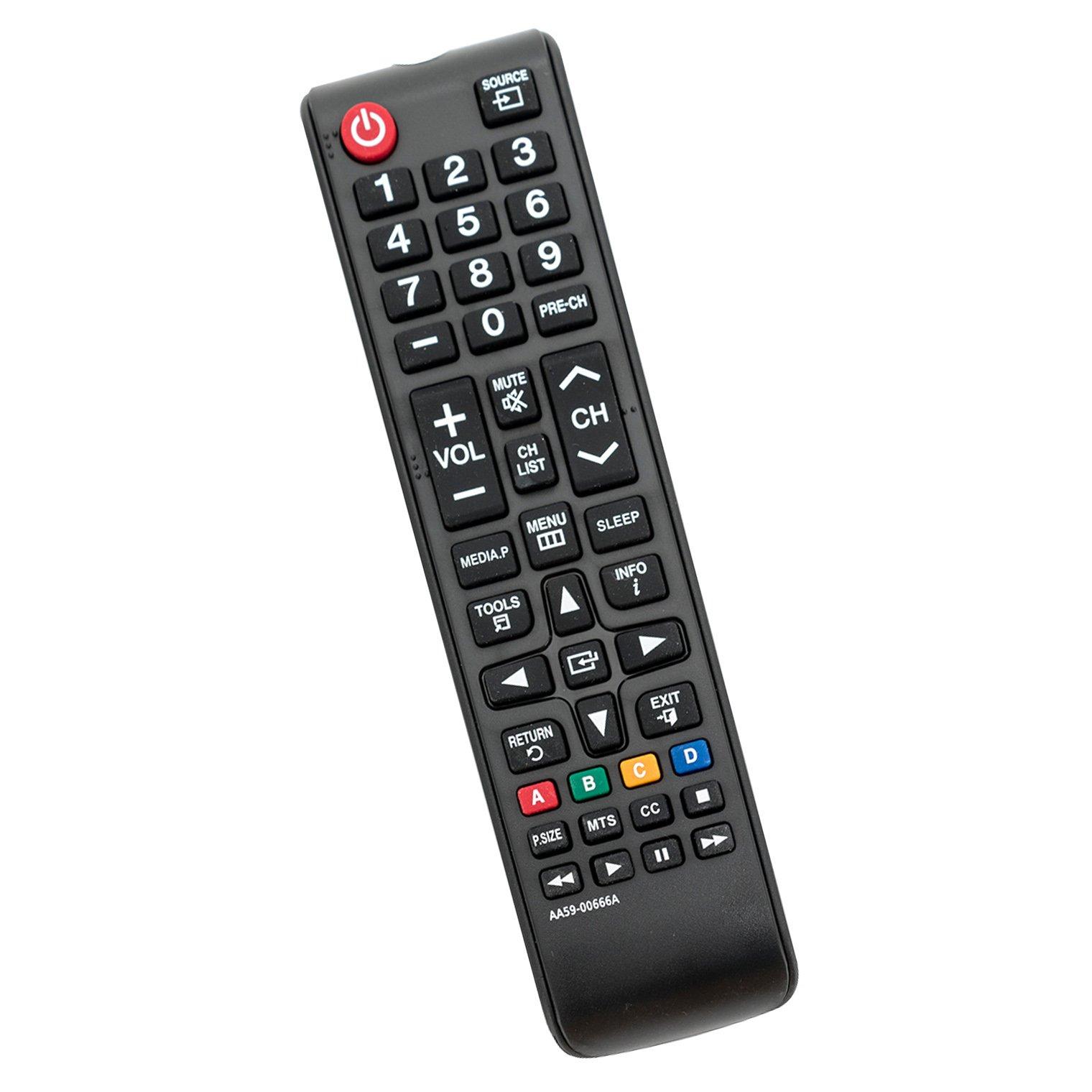 Control Remoto AA59 00666A Samsung TV LCD LED HDTV AA5900...