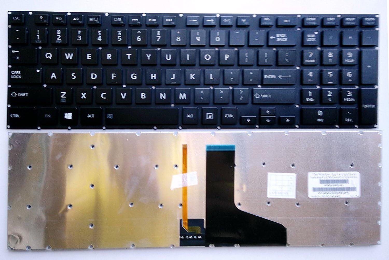 Toshiba Satellite P50-B P50T-B P55-B P55T-B Laptop US Keyboard w//Backlit US-GO