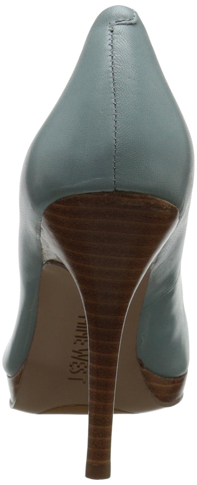Nine West Women's KRISTAL Leather Dress Pump 5 M US - 2