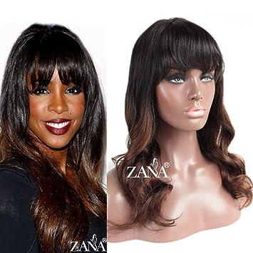 ZANA 100% Brazilian Remy Human Hair Lace