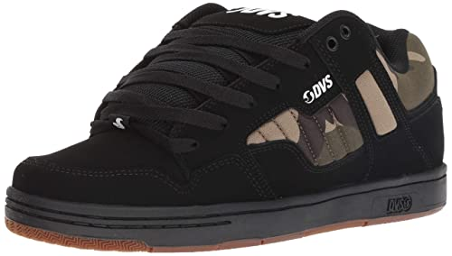 be64947e9f DVS Men s Enduro 125 Skate Shoe  Amazon.co.uk  Shoes   Bags
