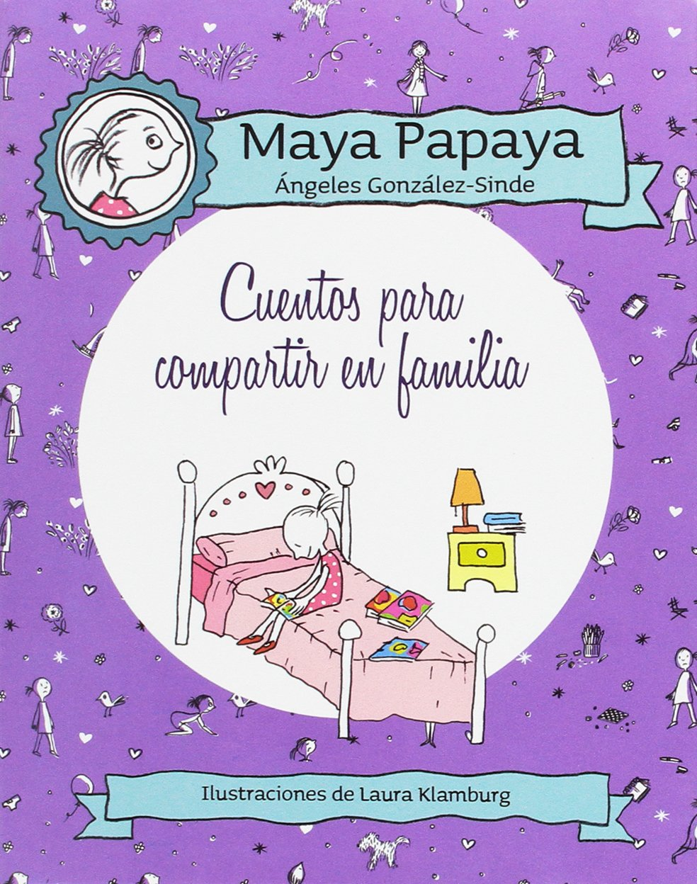MAYA PAPAYA CAJA REGALO: GONZÁLEZ SINDE: 9788468326825: Amazon.com: Books