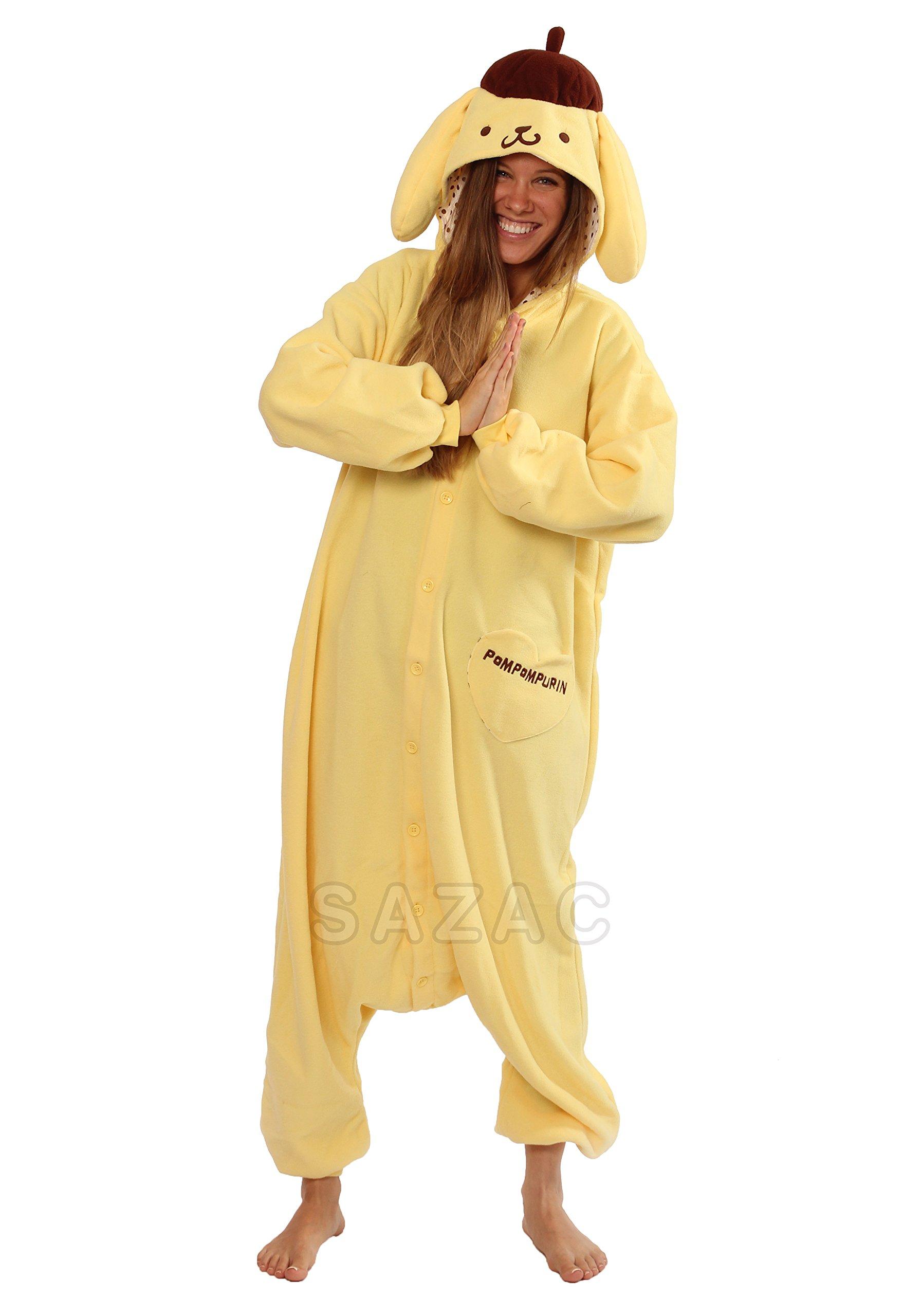 Pom Pom Purin Kigurumi - Adult Costume