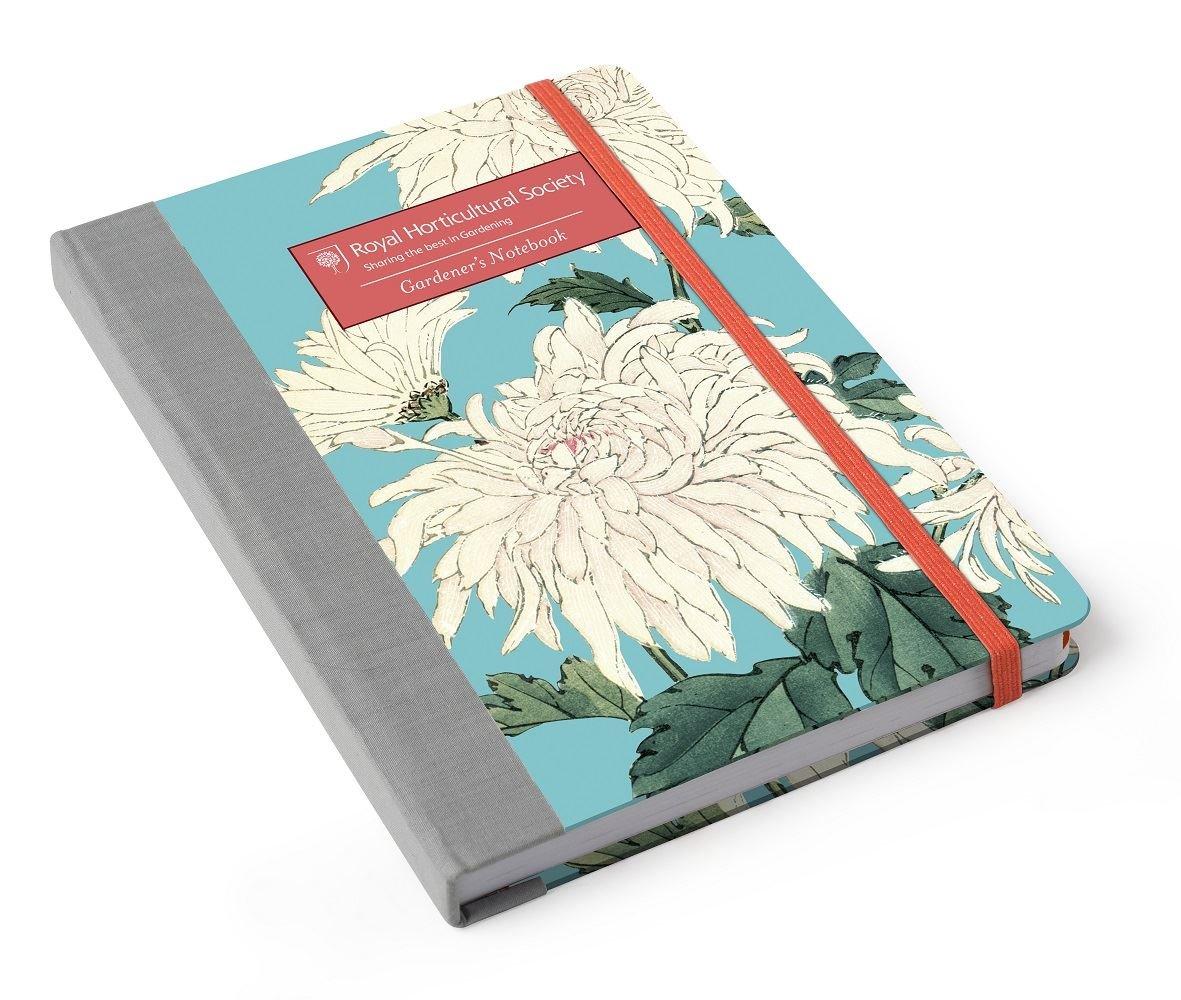 Burgon /& Ball GRH//NOTECHRYS Chrysanthemum Gardeners Notebook