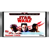 Topps Journey To Star Wars: The Last Jedi Trading Card 8 Card Booster Pack