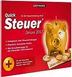 QuickSteuer Deluxe 2017 (für Steuerjahr 2016 - Frustfreie Verpackung)