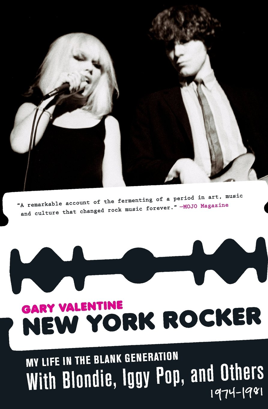 Amazon.com: New York Rocker (9781560259442): Valentine, Gary: Books