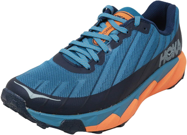 Hoka One One Torrent Running Shoes Men Storm Blue/Black Iris 2018 Unidad Sport Guantes, Color, Talla US 8 | EU 41 1/3: Amazon.es: Zapatos y complementos