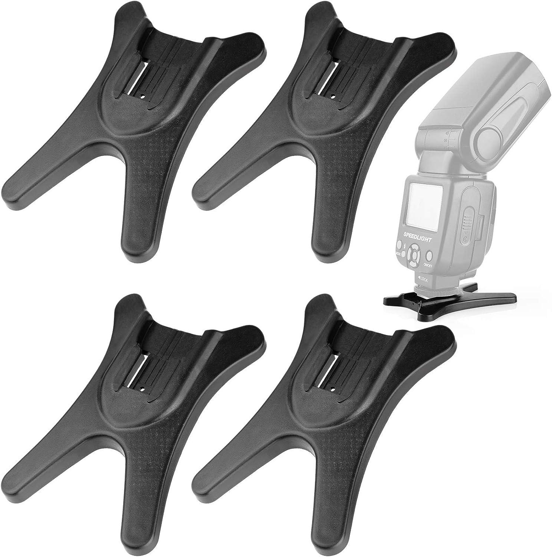 Anwenk Kamera Flash Ständer Flash Speedlight Hot Shoe Kamera