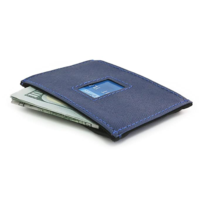 2c1040e049c9 Dash Co. RFID Blocking Slim Travel Wallet 4.0 for Men Stops Electronic Pick  Pocketing Works Against Identity Theft & Credit Card Data Breach by ...