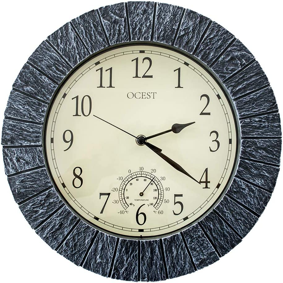 A picture of OCEST Large Wall Clock