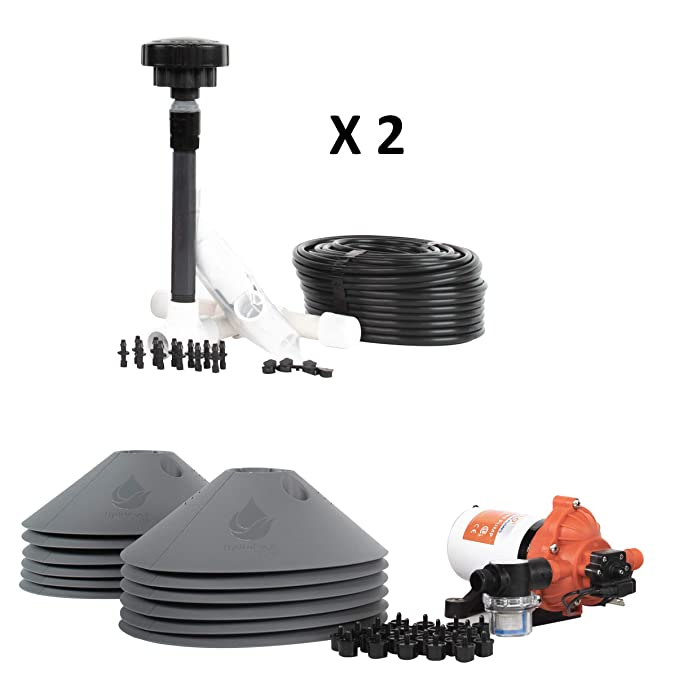 Amazon.com: HydroLock - Kit de cultivo profesional todo en ...