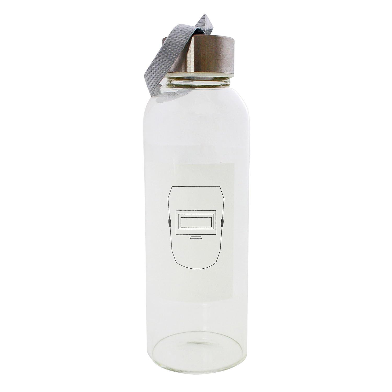 Soldador máscara 420 ml botella de cristal: Amazon.es: Deportes y aire libre