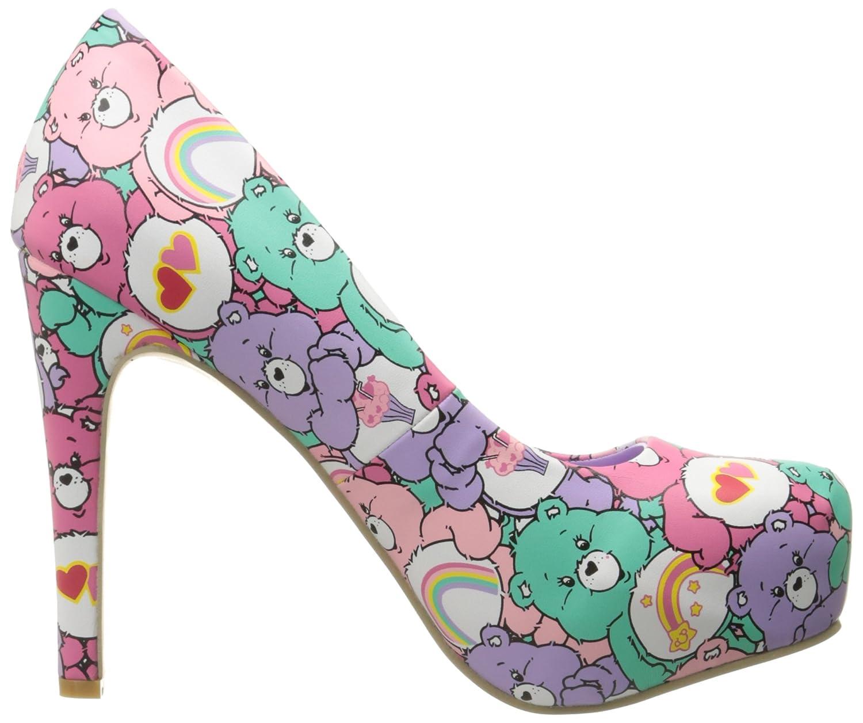 Iron FistGrin & Bear It Platform - Zapatos de Tacón Mujer , color Varios  Colores, talla 43: Amazon.es: Zapatos y complementos
