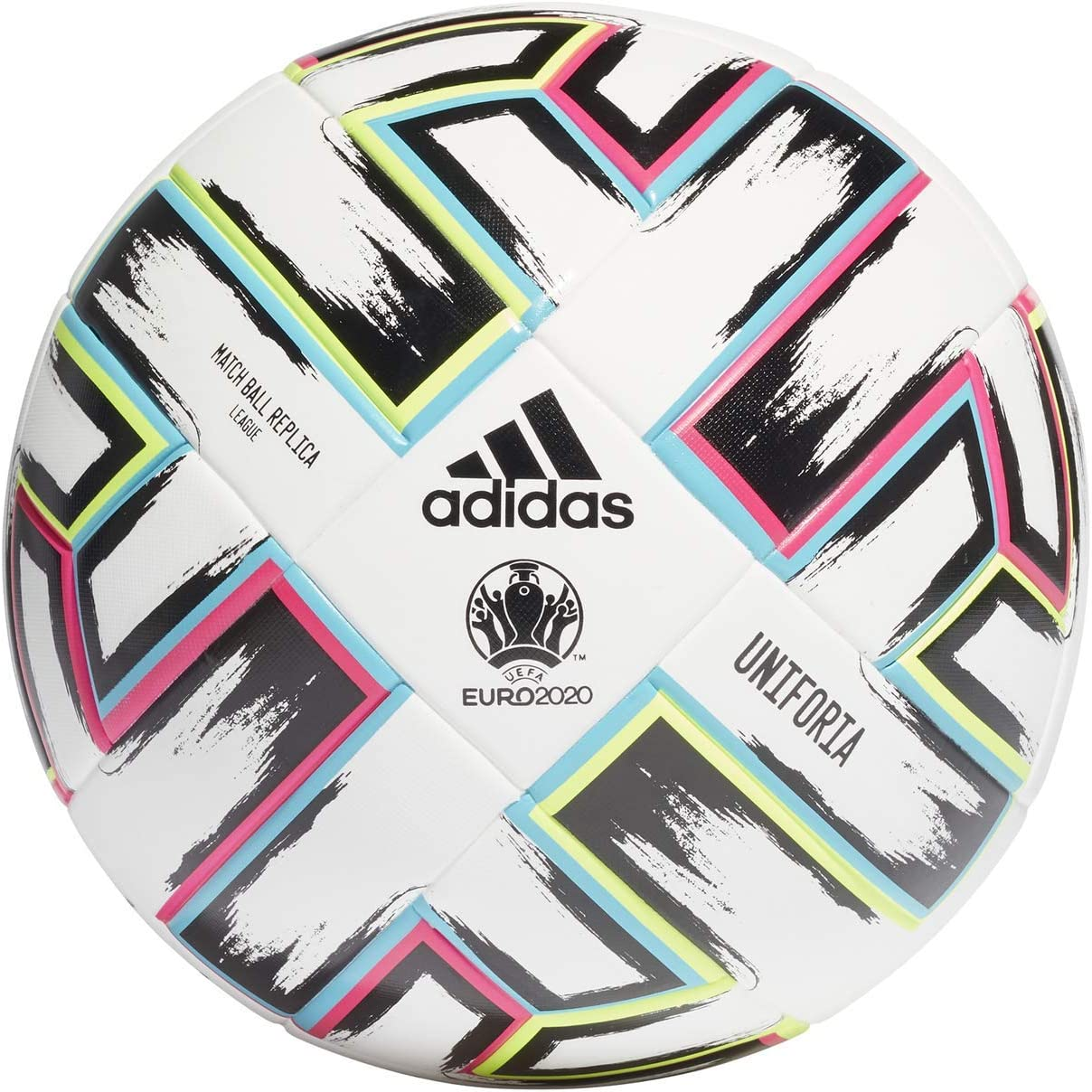 adidas Men's UNIFO LGE XMS Soccer Ball - Fußball Ball