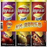 Lay's 乐事无限组合包薯片104g*3(新老包装随机发货)