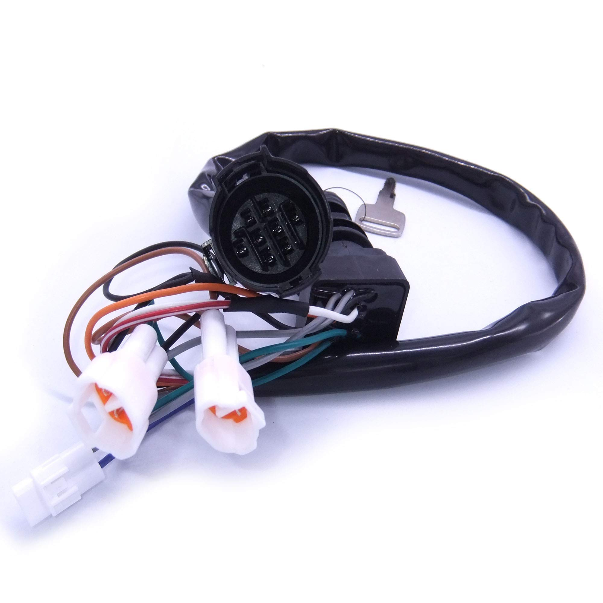 SouthMarine 37110-93J00 37110-93J01 Boat Motor Ignition Switch Assembly for Suzuki Outboard Motor by SouthMarine (Image #5)