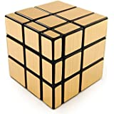 Theme My Party Gold Mirror Cube