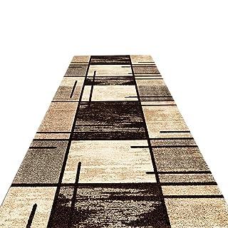 DITAN Alfombra del pasillo, porche del hogar Alfombra del pasillo Escalera completa Escalera del pasillo Alfombra de la sala de estar Alfombra del dormitorio La cabecera de la cama se puede cortar