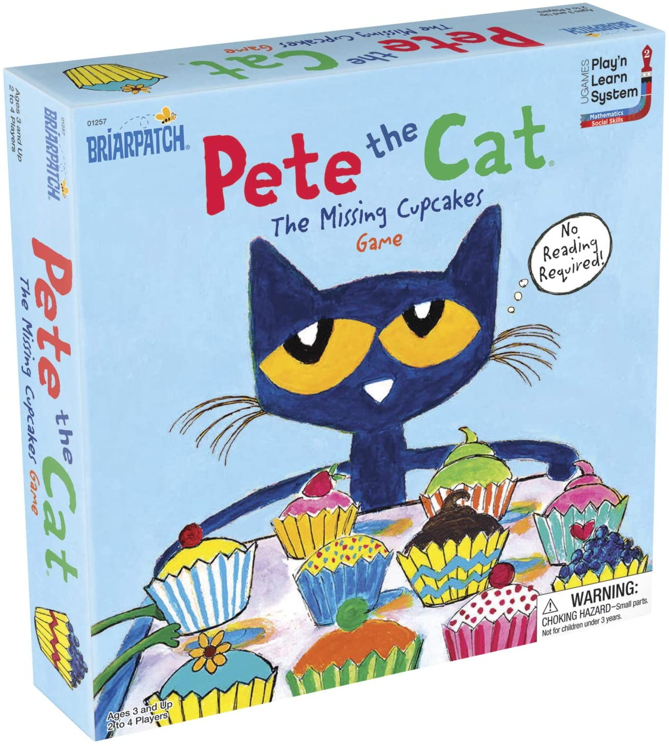 Pete the Cat: Missing Cupcakes