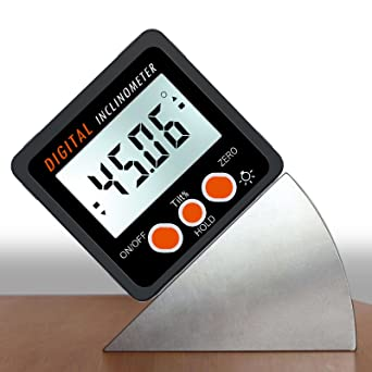Precision Digital Protractor Gauge Level Angle Finder Inclinometer Magnet Base d