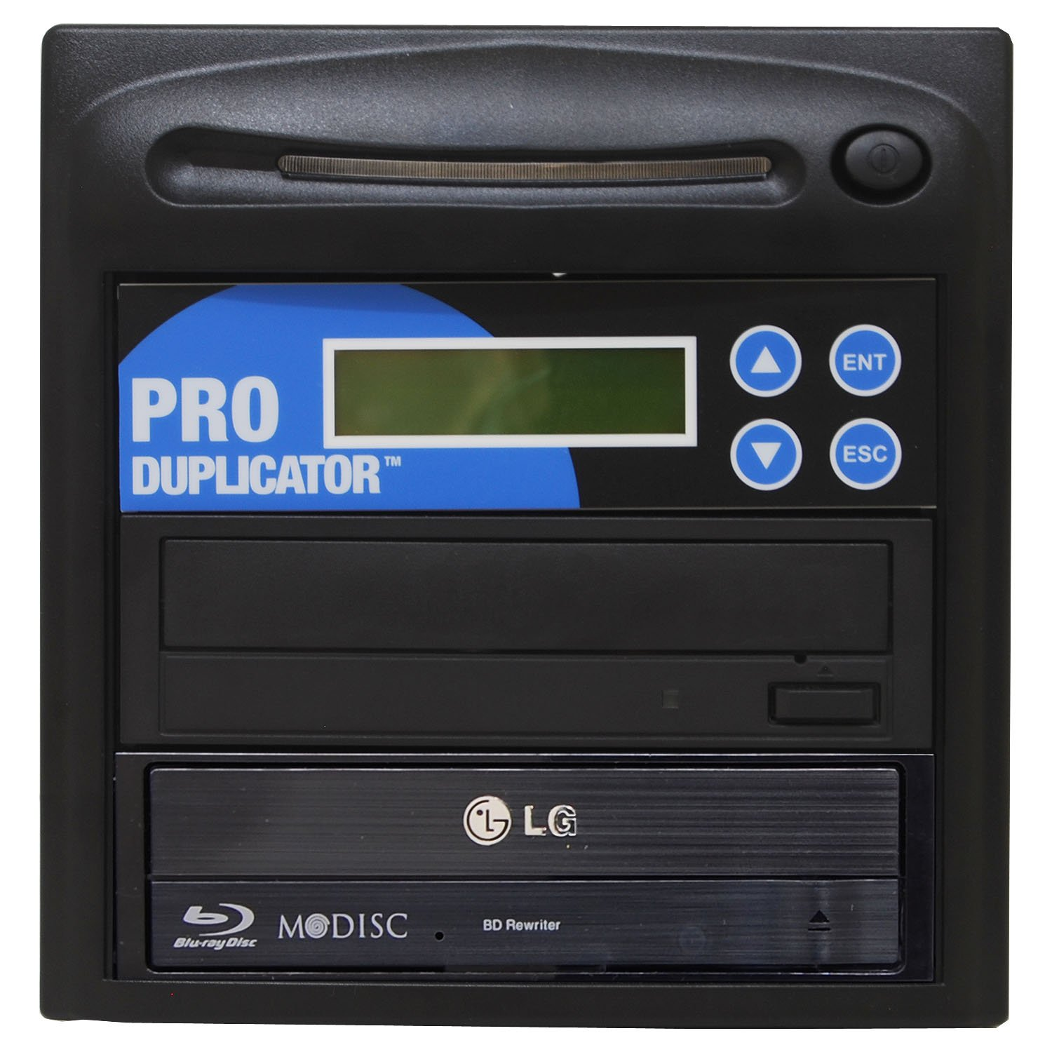 Produplicator 1 to 1 14x Blu-ray Burner BD BDXL M-Disc CD DVD Duplicator - Standalone Copier Duplication Tower by Produplicator