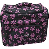 Wahl Professional Animal Pet Travel Bag 浆果色 9 Inches -Berry
