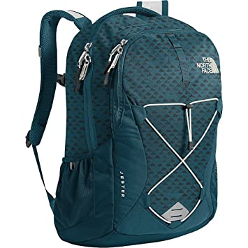 The North Face T0CHJ33QE. OS Mochila, Mujer, w Jester Blcrlemb/Vntgwt, Talla Única: Amazon.es: Deportes y aire libre
