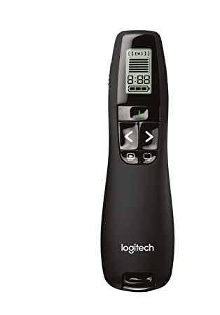 Amazon Com Logitech Professional Presenter R800 Presentation