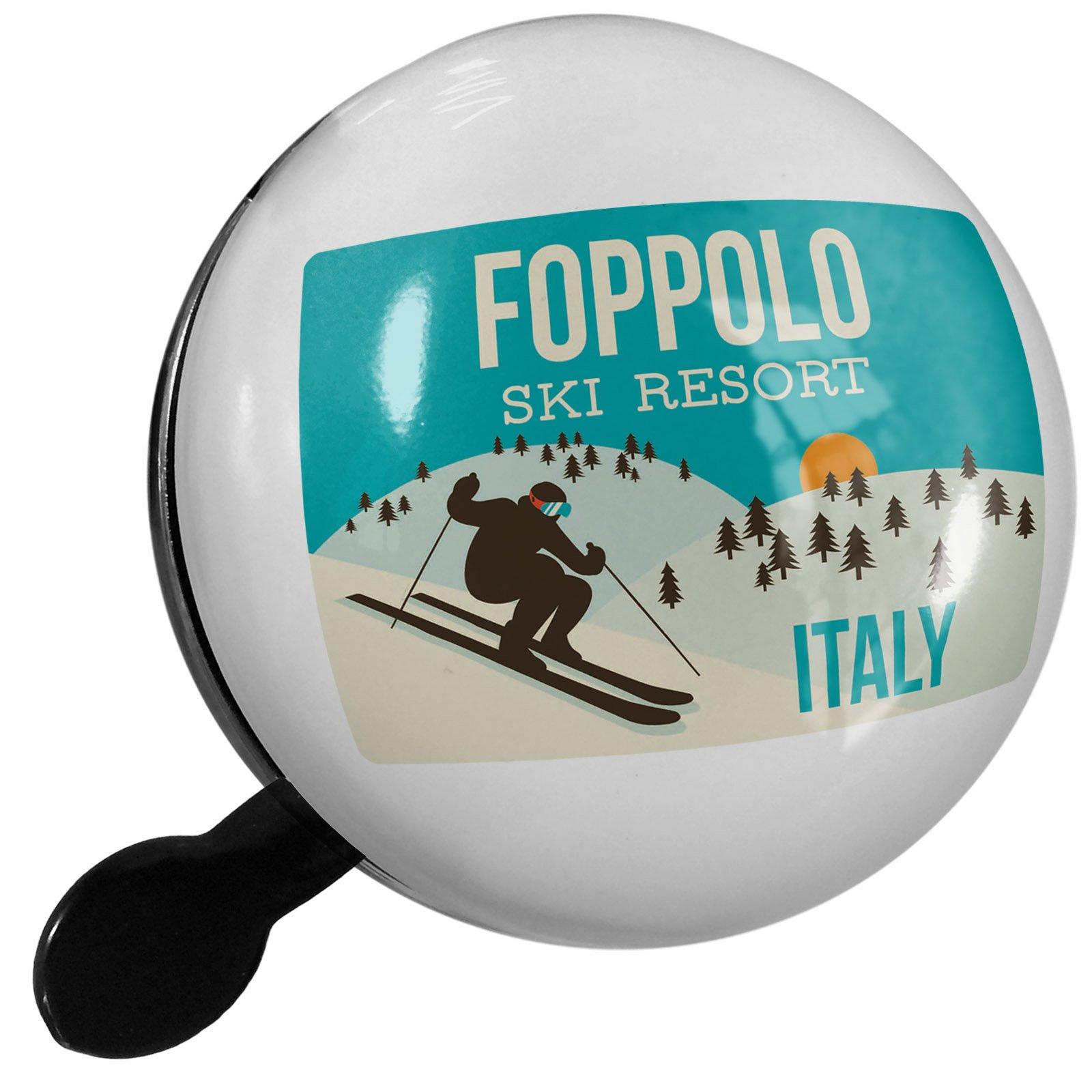 Small Bike Bell Foppolo Ski Resort - Italy Ski Resort - NEONBLOND