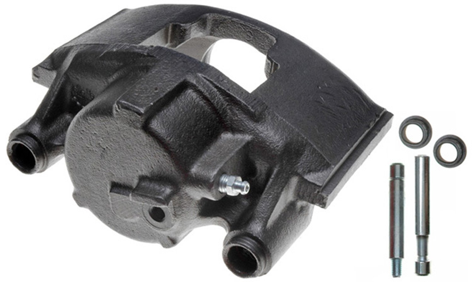 Remanufactured Friction Ready Coated ACDelco 18FR745C Professional Front Disc Brake Caliper Assembly without Pads