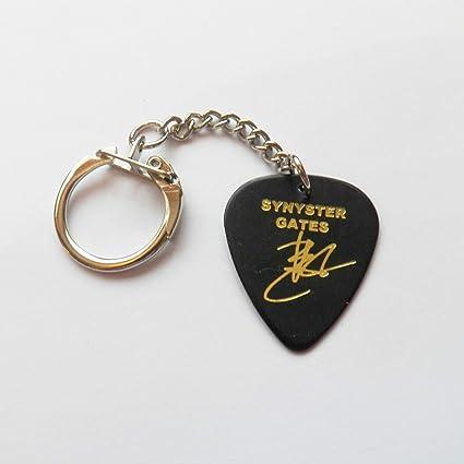 synyster puertas A7 X Avenged Firma Plectrum Púa para guitarra ...