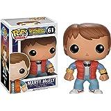Zurück in die Zukunft - Marty McFly Mini-Figur Funko Pop Movies Vinyl Figur 10cm