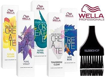 wella color create