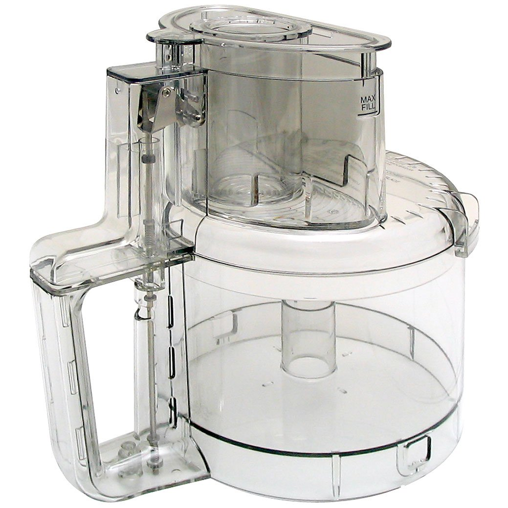 Cuisinart WBA-DLC7N Work Bowl, Cover and Pusher Assembly