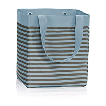 Ordinaire Thirty One Essential Storage Tote 4446 Perfect Stripe