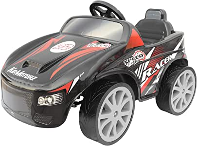 National Products 6V Speed Racer in Black