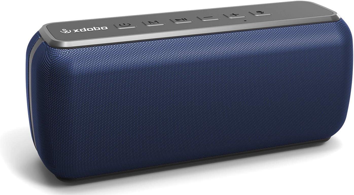 Xdobo Bluetooth Lautsprecher 60 Watt V5 0 Rich Bass Lauter Stereo Sound Tws Wasserdichte 8 Stunden Unterstützung Für Die Spielzeit Tf Card Aux Tragbare Drahtlose Lautsprecher Für Bar Heimkino Audio Hifi
