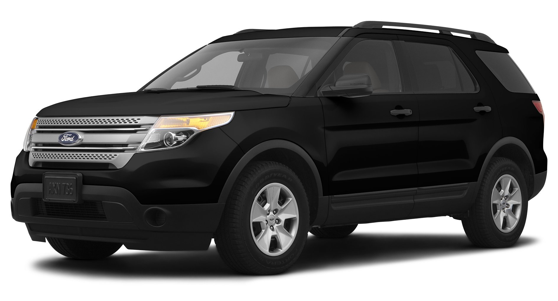 2011 Ford Explorer Base, 4-Wheel Drive 4-Door ...