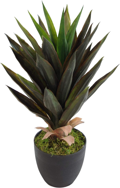 Leaf Grande Plante Artificielle en Bambou 65 cm